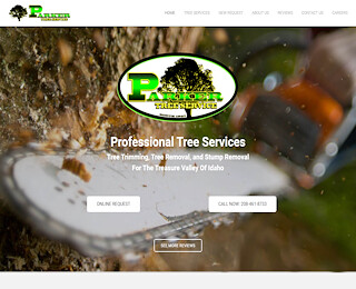 parkertreeservice.com