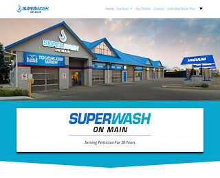 Touchless Car Wash Penticton