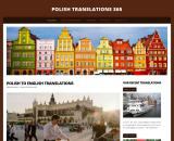 Polish To English Translations