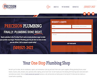 precisionplumbingandsupply.com