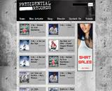 presidentialrecords.com
