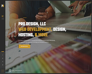 Web Site Design Winchester