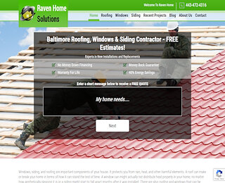 Baltimore Roofing Company