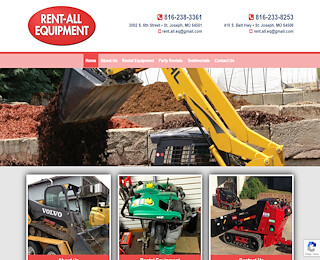 Equipment rental Maryville