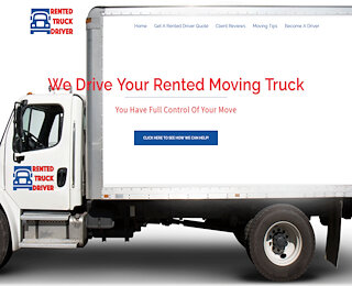 Hire A Truck Driver For Moving