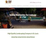 Landscape Design St Louis