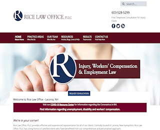 Personal Injury Lawyer NH