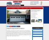 Residential Garage Door Rockville