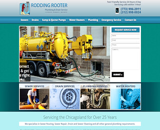 Sewer Cleaning Chicago