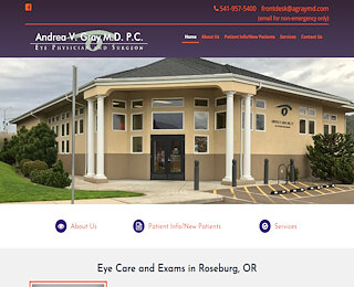 Routine Eye Care Roseburg