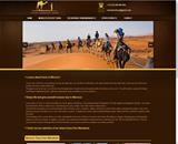 3 days Marrakech desert tours - camel trekking