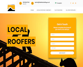 Roof Repair Company In Manchester