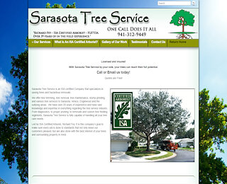 Sarasota tree removal