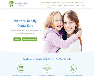 scarboroughdentalgroup.com