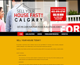 Sell Home Quickly Calgary