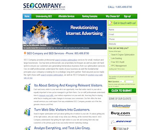 Seo Marketing Company