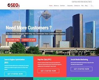 Houston Seo Companies