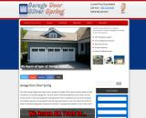 Garage Door Repair Silver Spring