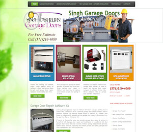 Garage Door Repair Ashburn