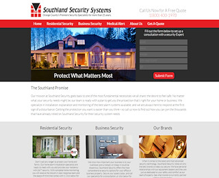 Business Security Systems Orange County