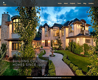 high end home construction Kelowna