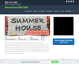 summerhousedetoxcenter.com