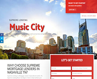 Nashville Home Loan
