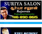 Surya Salon Mississauga