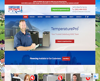 temperaturepromilwaukee.com
