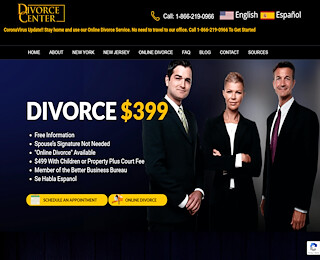 Uncontested Divorce Nj