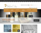 Soy Candles Wholesale