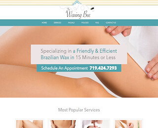 Leg Wax Colorado Springs