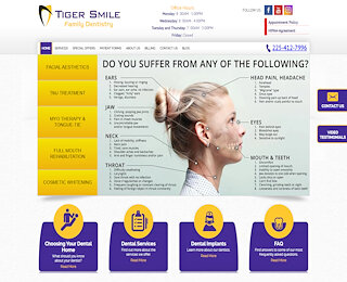 tigersmiledental.com