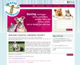 Pet Sitters Orange County