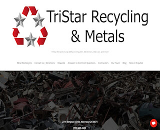 Atlanta scrap metal recycling