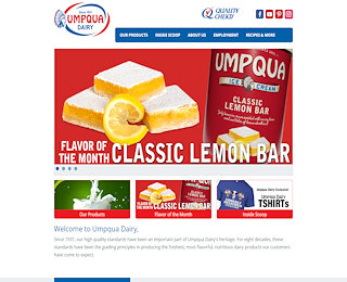 Umpqua Premium Ice Cream