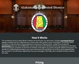 Alabama Uncontested Divorce