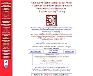 Technician Electrical Training