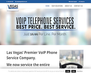 Small Business Phone Systems Las Vegas