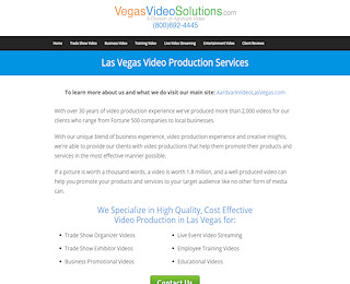 Video Production Las Vegas