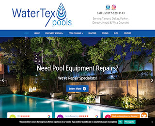 Pool Repair Fort Worth Tx