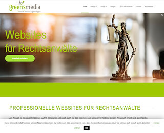 Website Anwalt
