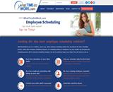 Web Based Scheduling Software