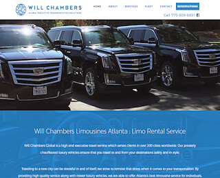 Atlanta Luxury Chauffeur Service