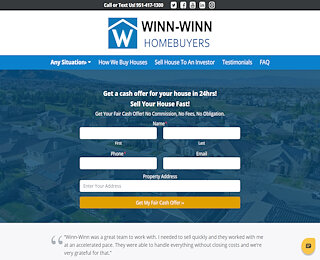 winnwinnhomebuyers.com