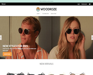 Wooden Sunglasses Online