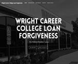 Wright Career College Loan Forgiveness