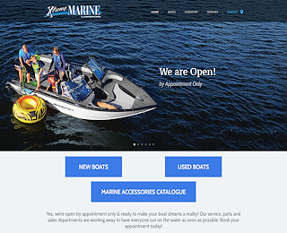 xtrememarinelondon.com