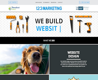 north Kamloops web design company