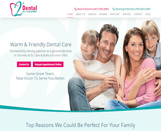 Cosmetic Dentist Toronto